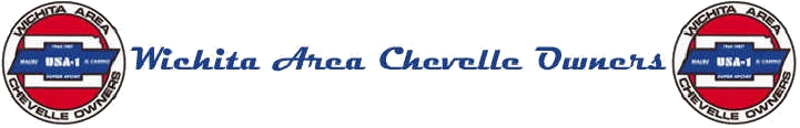 Wichita Area Chevelle Owners